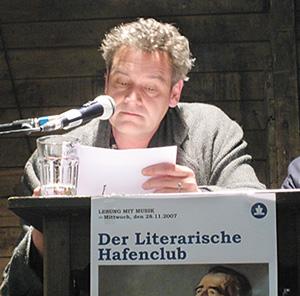 "Stephan Benson liest aus ""Taifun"" von J. Conrad"