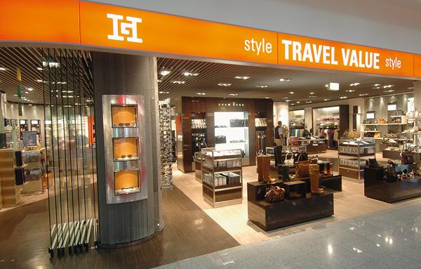 """Gebr. Heinemann international: Airport-Shop """"Travel Value"""" (3)"""