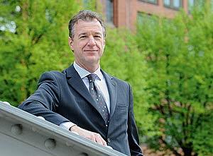 Rainer Nelde lenkt für die HHLA die Vermietung in der Speicherstadt.