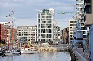 Neue Zentrale der Neumann-Gruppe: Büroturm von Stararchitekt Richard Meier
