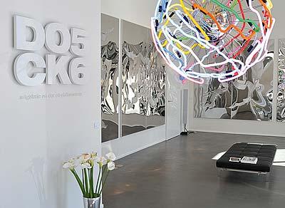 Glitzerndes vom documenta-Künstler Erik A. Frandsen