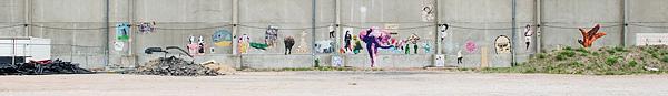 Street Art am Lohsepark