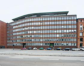Das erste Hotel der Speicherstadt wird  bald in Block O einziehen. Foto: Thomas Hampel