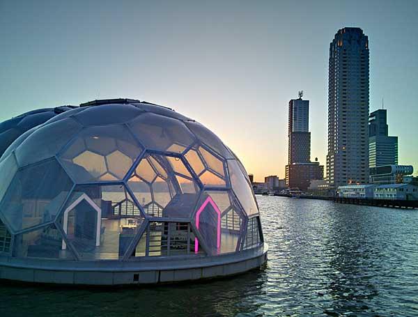 Floating Pavillons Rotterdam