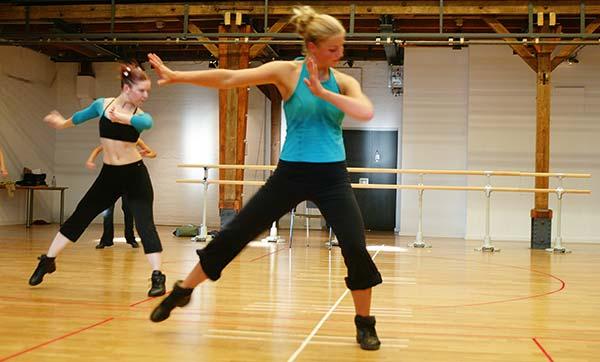An der Joop van den Ende Academy der Stage Holding werden die Musical-Stars von Morgen ausgebildet.