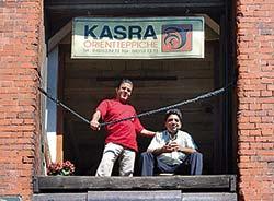 Die ersten persischen Händler kamen bereits in den Fünfzigern in die Speicherstadt.